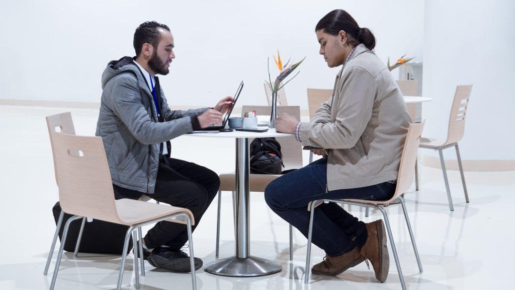 emploi ado entretien d'embauche