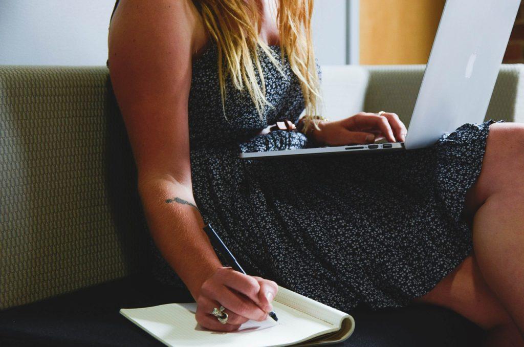 Ecrire une lettre spontanée