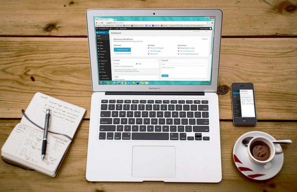 Créez votre propre site web / Portfolio