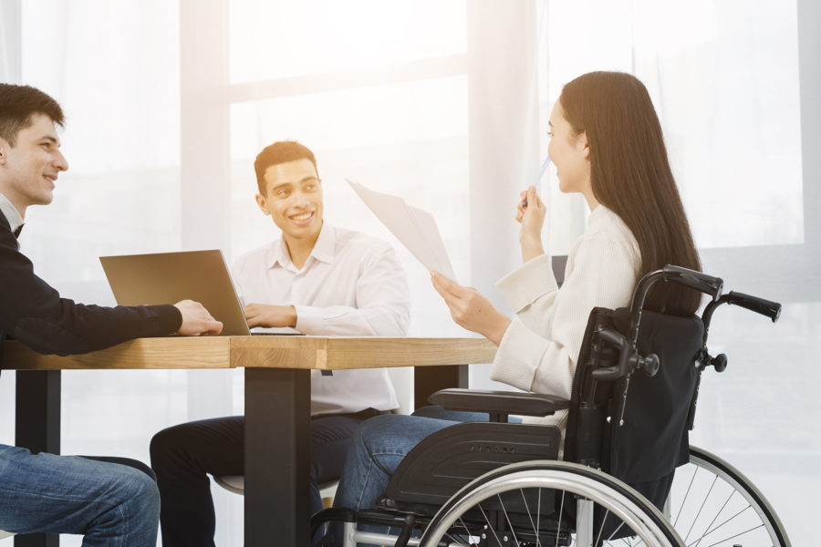 emploi handicapé