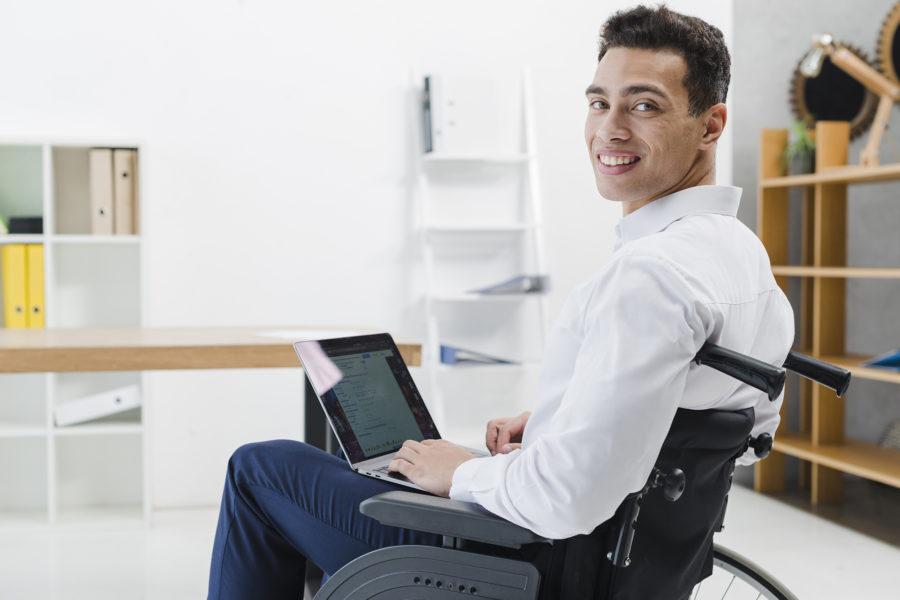 Travail pour personne handicape